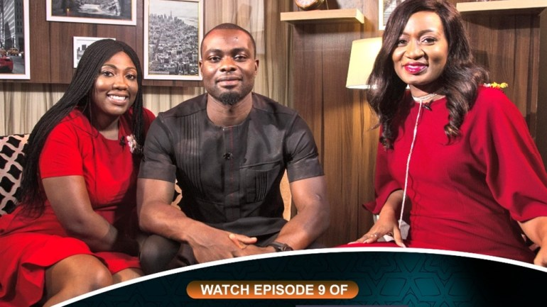 The Gorgeous Singer Waje & Senior Vice President, GE Capital Seyi Akinwale Feature in Episode 8 of Binging with Gamechangers
