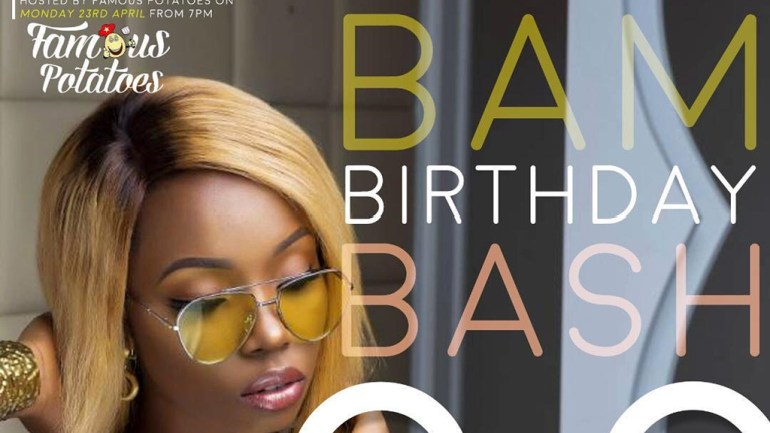 Big Brother Naija Ex-Housemate Bambam Turns 29 + She Launches Her Beauty Oil Today!