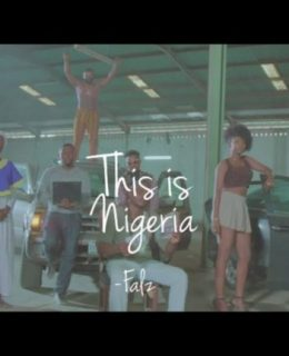 Falz's this is Nigeria Video