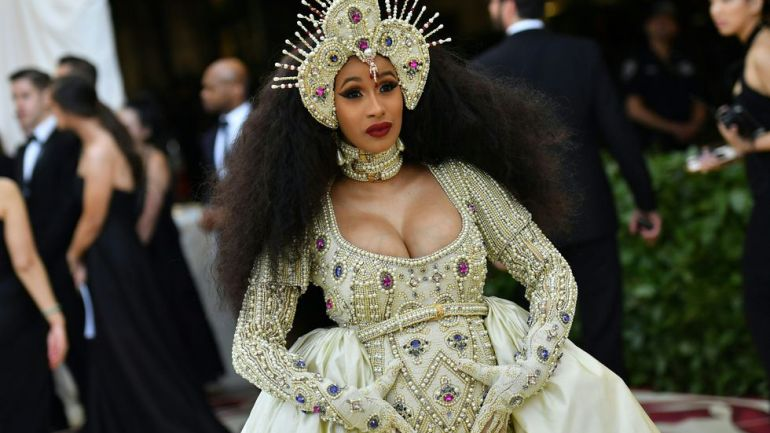 For The Love of Elaborate Headpieces; A Met Gala Style Situation!