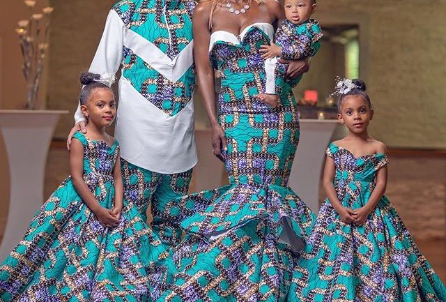Ankara Dress Designs