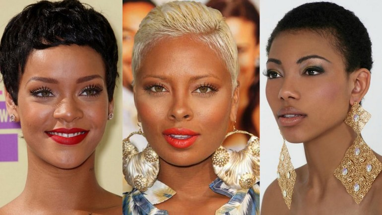 Hair Styles That Would Make You Get The Big Chop