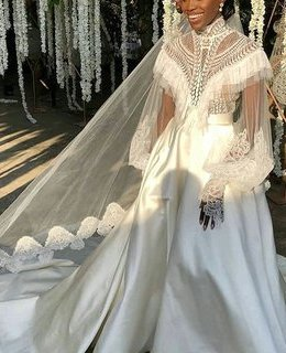 5 Wedding dresses We Fell In Love With