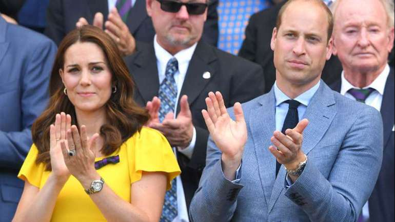 Kate Middleton Stuns In Dolce & Gabbana Yellow Dress