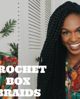 Learn How To Do The Crochet Braids In One Hour