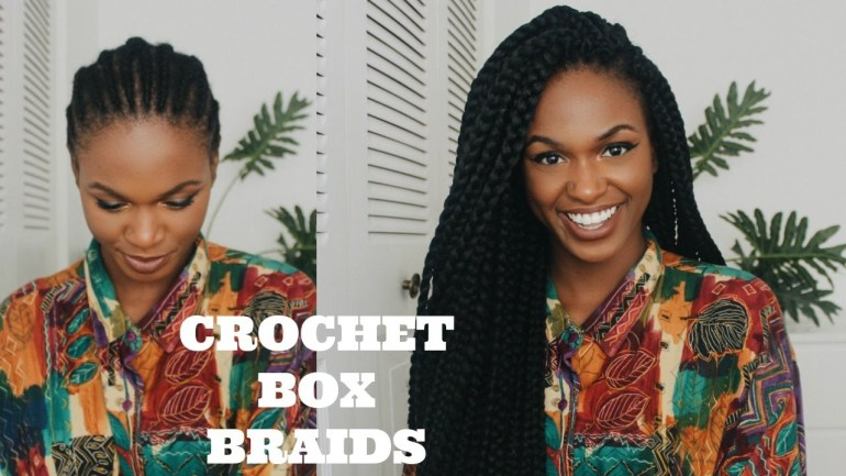 Kiitana Tutorial: Learn How To Do The Crochet Braids In One Hour
