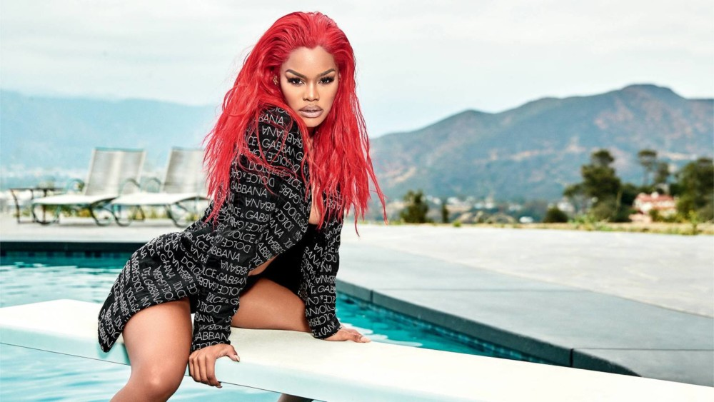 Teyana Taylor Stuns On The Cover Of Playboy's September/October 2018 Issue