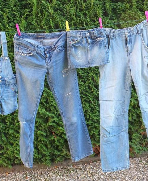 Guess What? Levi's CEO Says You Shouldn't Wash Your Denim