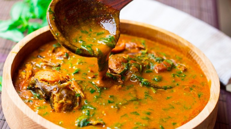 Kamdora Kitchen- How To Make Ogbono Soup