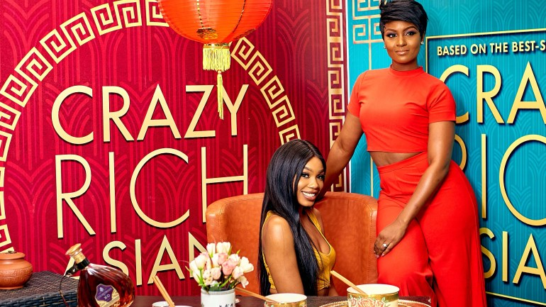 Emmauel Ikubese, Osas Ighodaro, Sharon Ooja & More Step Out In Style For The Exclusive Screening of Crazy Rich Asians at Filmhouse Cinemas