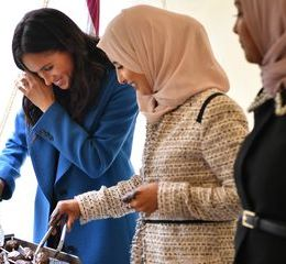 Pictures From Meghan Markle's Cookbook Launch At Kensington Palace