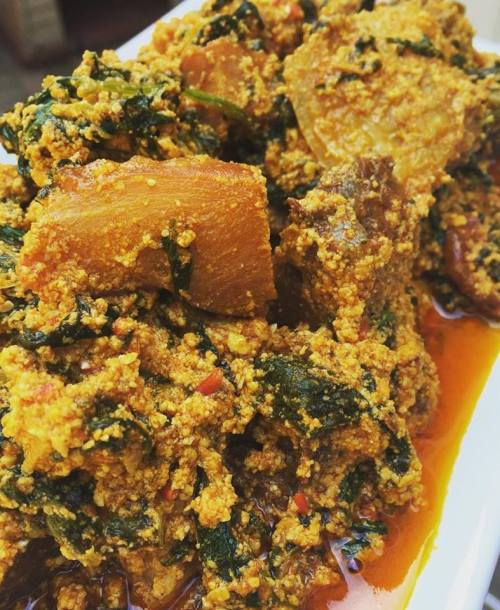 Kamdora Kitchen: How To Prepare Egusi Soup