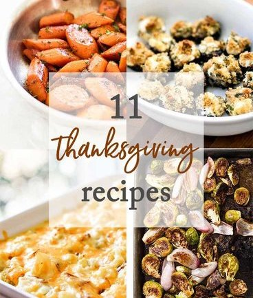 11 Thanksgiving Side Dishes You Should Try This Thanksgiving