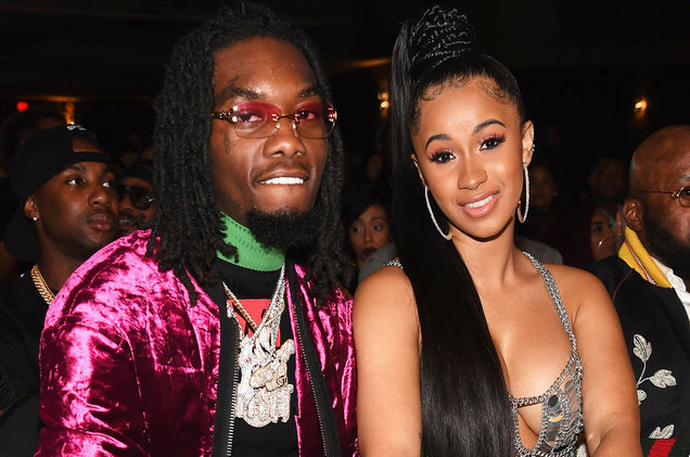 Heartbreak: Cardi B And Offset Are Getting A divorce