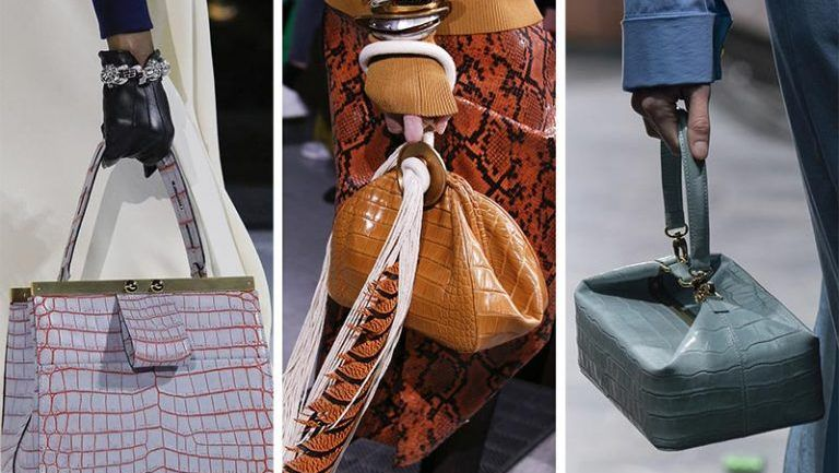 Kamdore Fashion: Check Out These 2019 Bag Trends