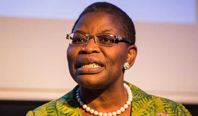 Oby Ezekwesili Steps Down From Presidential Race