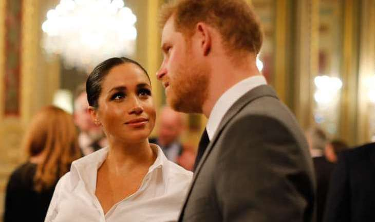 Pictures Of Meghan Markle And Prince Harry At The 2019 Endeavour Fund Awards