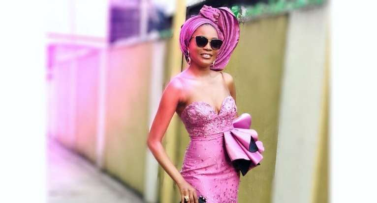 Aso Ebi Styles #146: Steeping Into Your Owambe In Style And Class