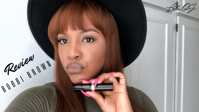 Flawless Foundation: Bobbi Brown Foundation Stick Review