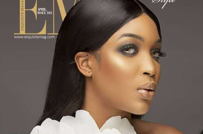 Beauty With Purpose: Debola Lawson Stuns On The Cover Of Exquisite Magazine Latest Issue