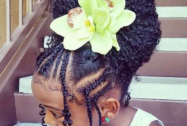 7 Hairstyles Your Little Girl Should Rock This Weekend!
