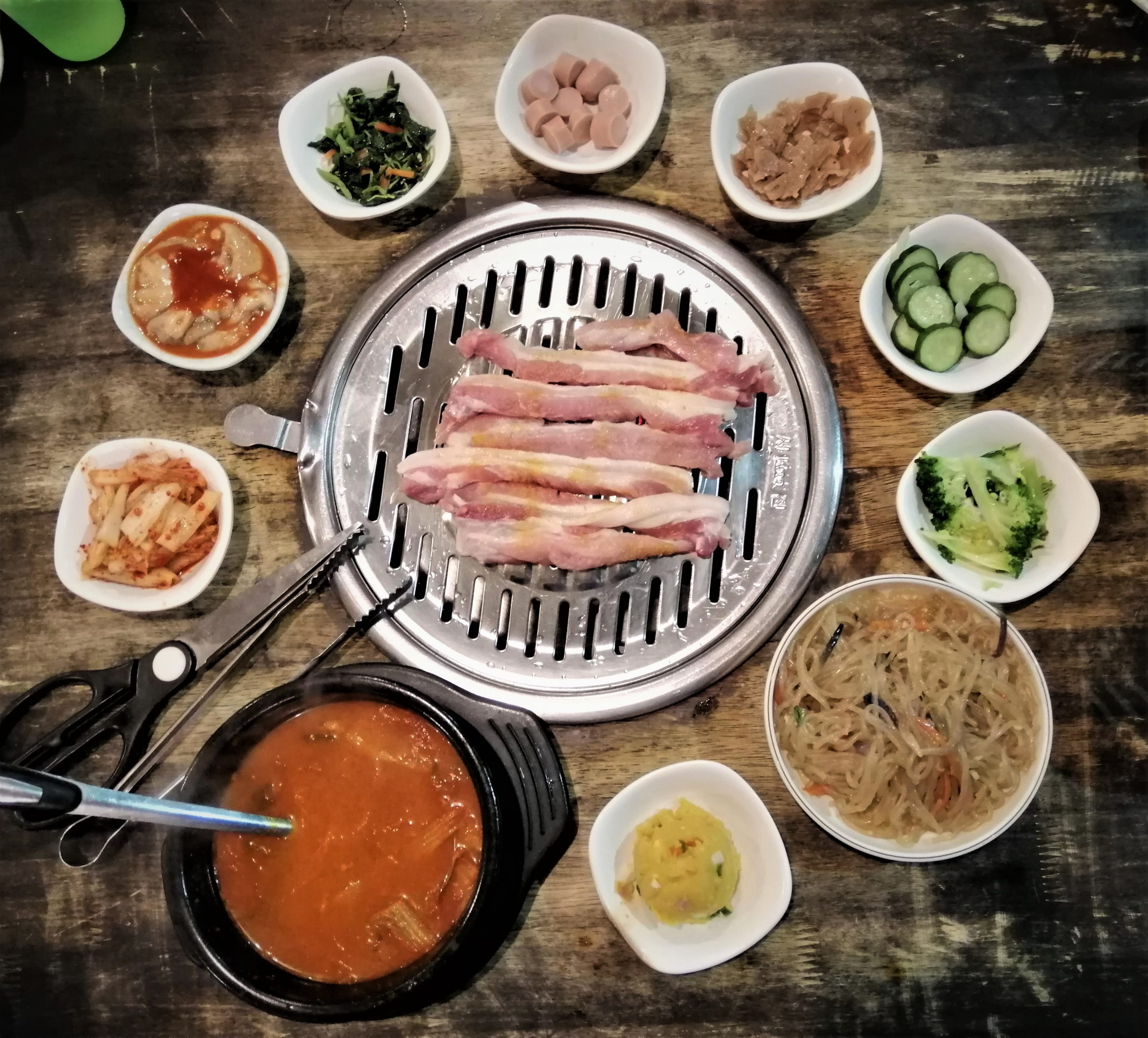 Load up on protein at Seo Gung Korean BBQ