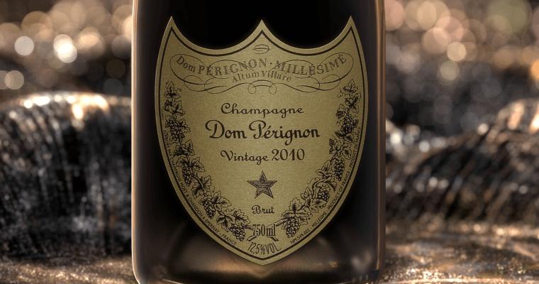 Dom Perignon declares Vintage 2010