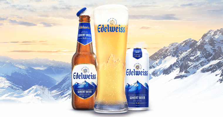 Premium wheat beer Edelweiss arrives in Malaysia