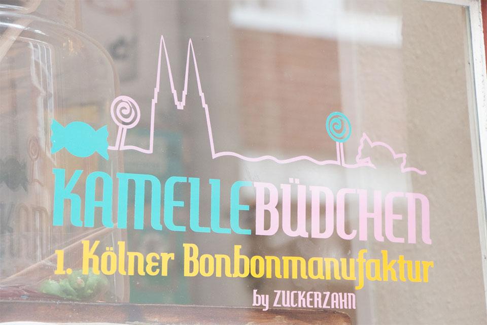 Besuche uns direkt im Kamellebüdchen mitten in derKölner Altstadt