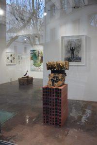 Paroles séquestrées présentation oeuvre artiste contemporain Kamel Yahiaoui