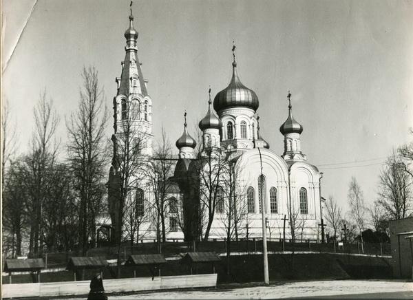 Общий вид, 70-е годы. Из архива В.М.Кузнецовой