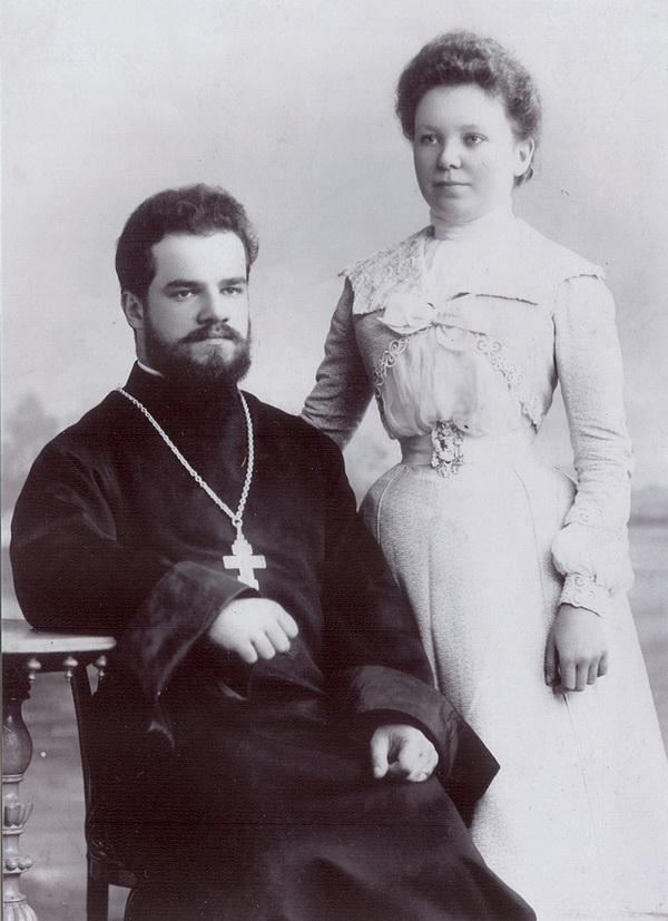 Священник о.Константин Таранович, при котором началось строительство нового храма