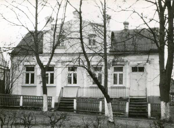 Ранее жилой дом купца, 1996 год