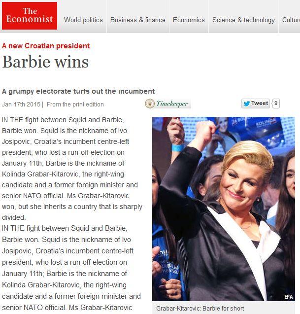 barbie economist
