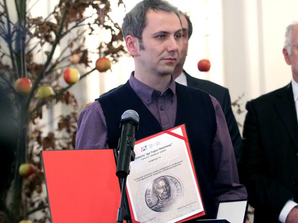 Tradicionalni prijem SNV-a u povodu pravoslavnog Božiæa