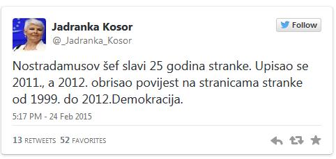 jadranka twittter
