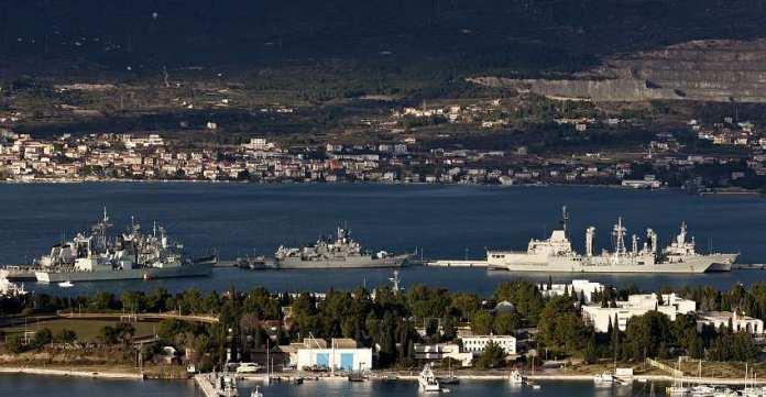 ratni brodovi NATO 2