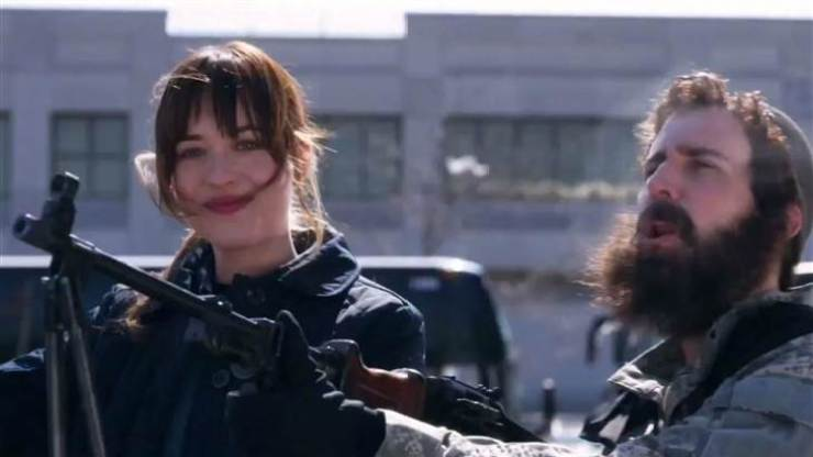 Dakota Johnson Leaves Home to Join ISIS