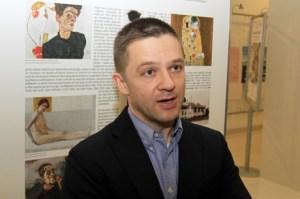 Dubrovnik, 07.05.2014 - Predavanje Tvrtka Jakovine i otvorenje izlozbe u Sveucilisnom kampusu
