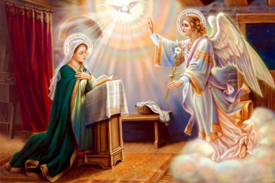 25. Ožujka – Svetkovina Blagovijesti ili Navještenja Gospodinova