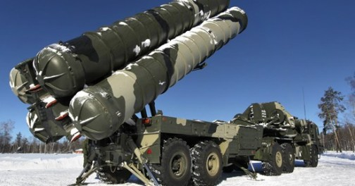 Russia-S-300