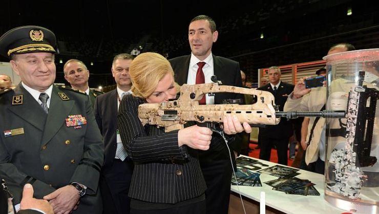 kolinda oružje