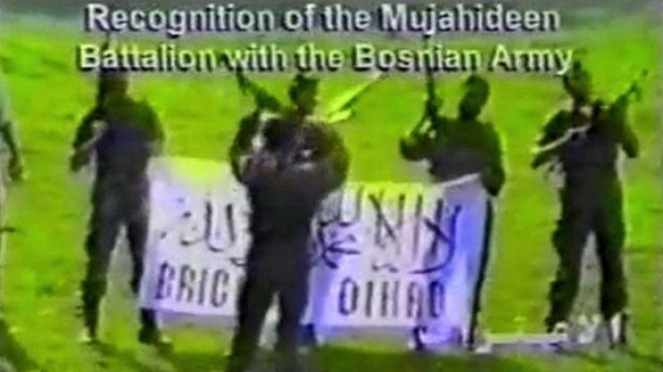 bataljon mudžahedina