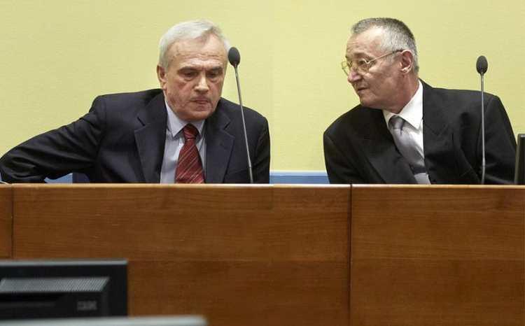 Počinju završne riječi na ponovljenom suđenju Stanišiću i Simatoviću za ratne zločine
