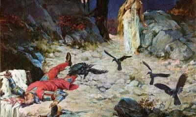 oton_ivekovic-_smrt_kralja_petra_svacica_u_gori_gvozdu_1097_god