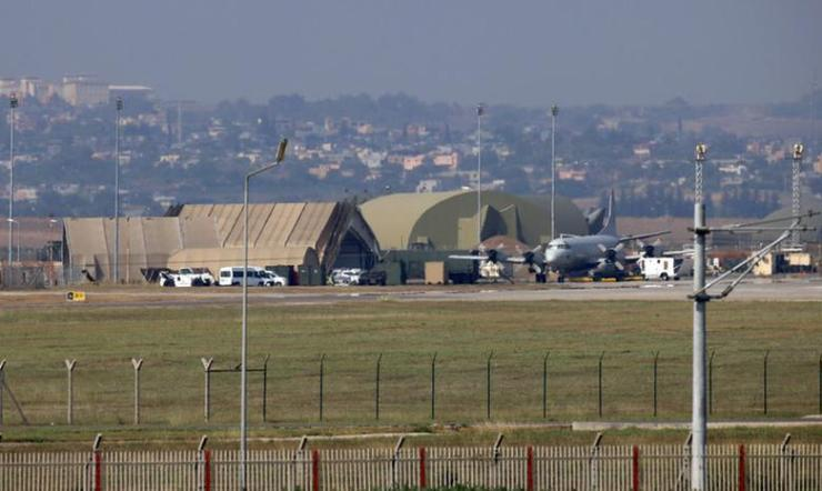 Nato baza turska
