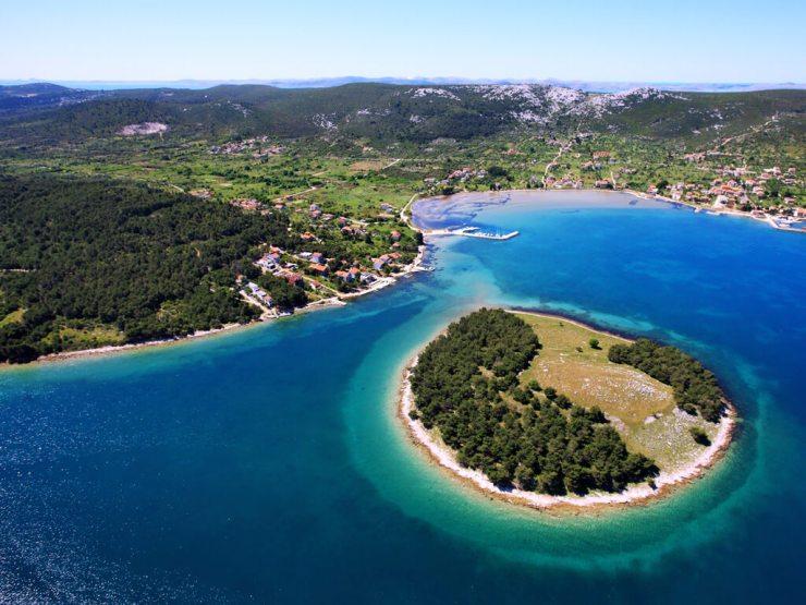 Dalmacija-Zadar-Ugljan-island