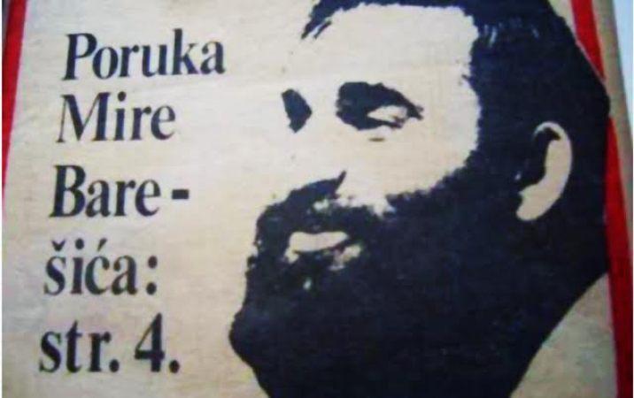 "Naslovna stranica ""Hrvatski tjednik"" Melbourne, br. 197., 11. kolovoza 1981."