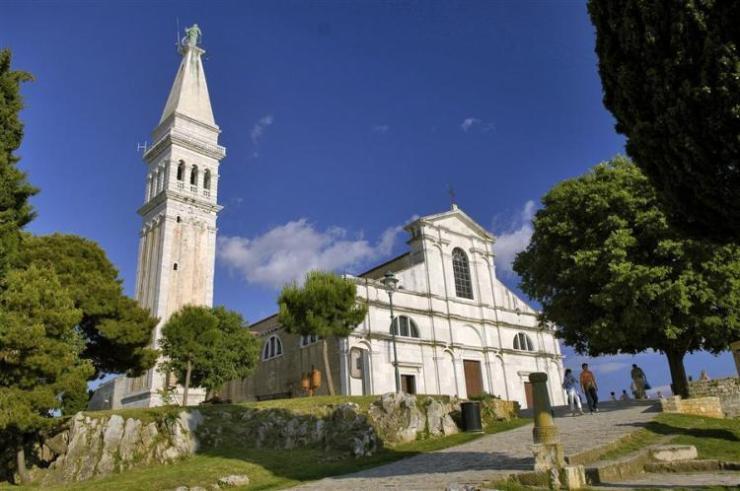 crkva rovinj