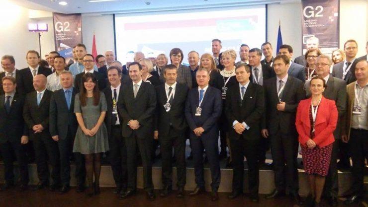 Na konferenciji sudjeluje 170 poduzetnika i gospodarstvenika iz 18 zemalja svijeta.